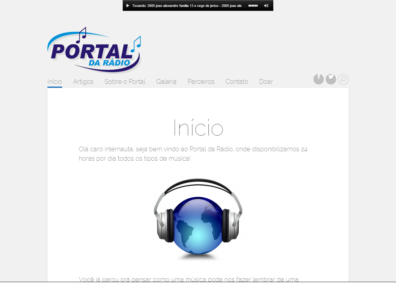Portal da Rádio